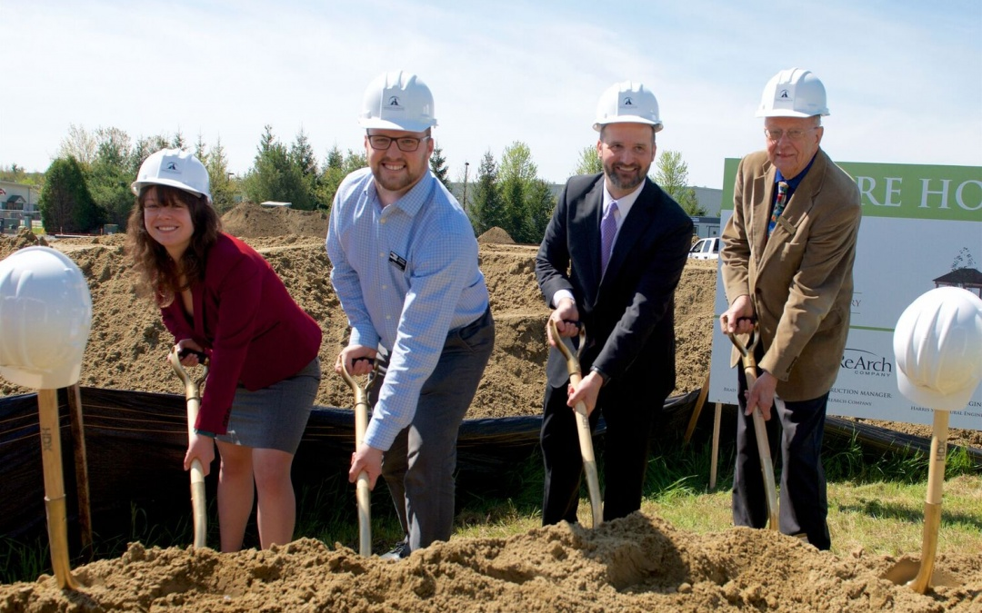 Burlington Emergency & Veterinary Specialists Breaks Ground On New State of the Art 24/7 Animal Hospital